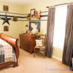 Farmhouse Boy's Bedroom