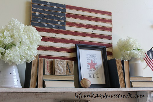 Decorating for 4th of July