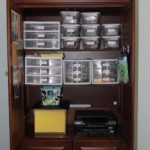 Organization – TV Armoire to Office Space