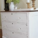 Painted Furniture – Dresser Makeover