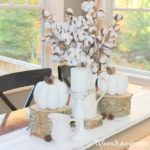 Fall Decor – Three Simple DIY Projects