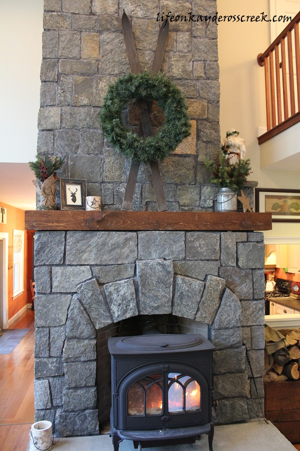 Great Room Fire Place