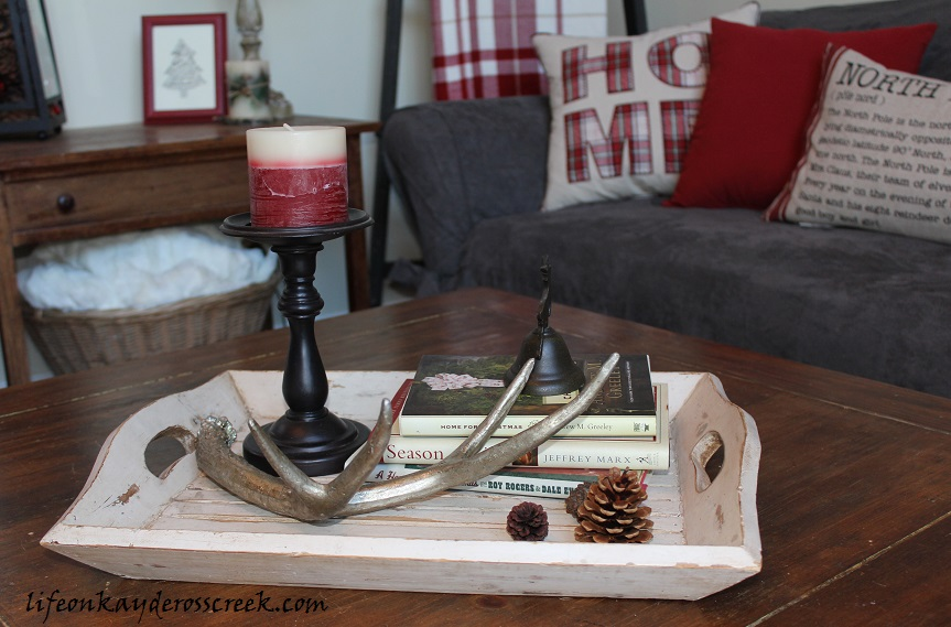 Bringing Christmas Home Tour 2015- Farmhouse Christmas - Life on Kaydeross Creek