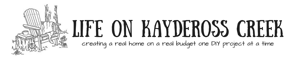 Life on Kaydeross Creek - A DIY and decorating blog