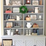 Painted Furniture – Antique Hutch Makeover with Pure & Original Paint