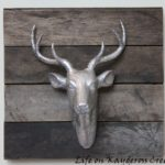 Make it Mine Monday – Mounted Faux Deer Head