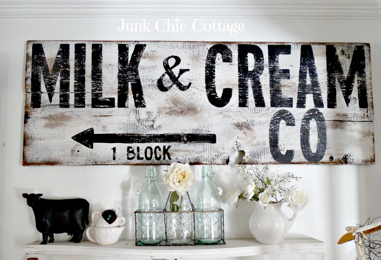 upclosemilkcream junk chic cottage