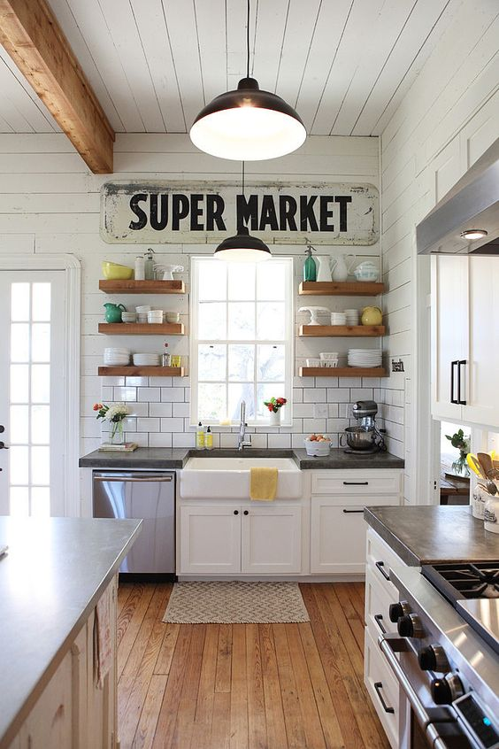 Supermarket Sign from Magnolia Farms