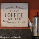 DIY Farmhouse Coffee Sign