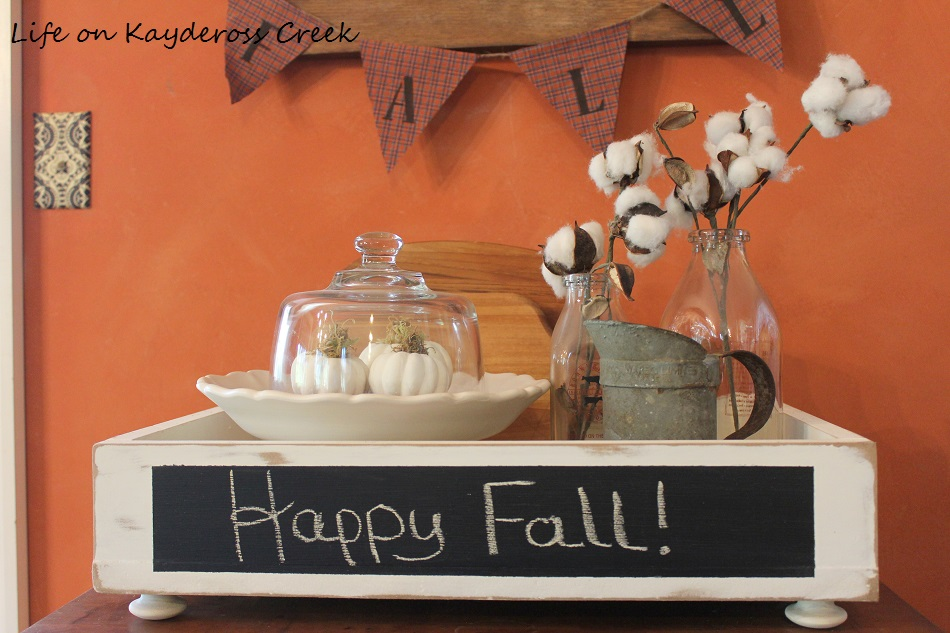 Top 10 Posts - DIY Farmhouse Tray and Display Box - Life on Kaydeross Creek