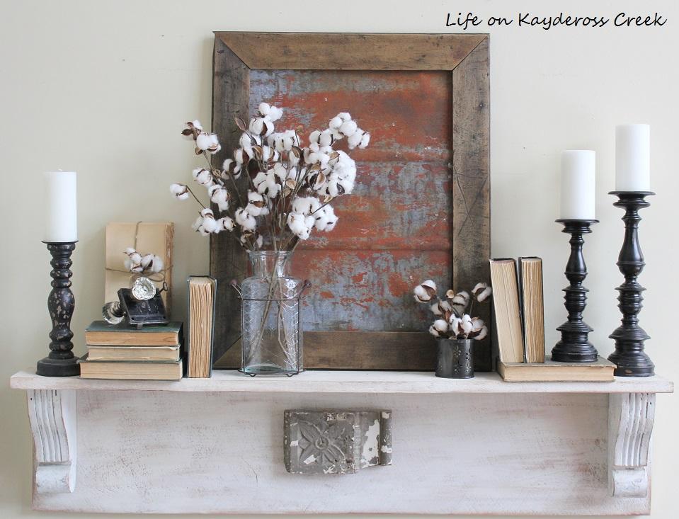 Top 10 Posts - Fixer Upper Inspired Metal Wall Decor - Life on Kaydeross Creek