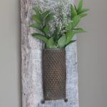 Rustic Wall Decor – Upcycle Challenge