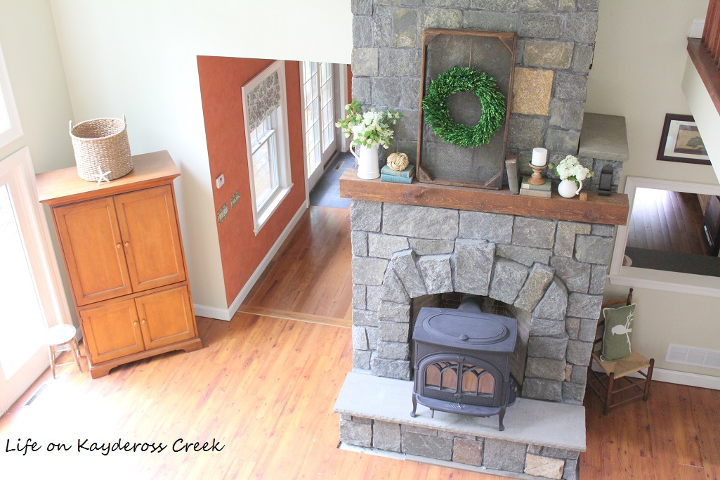 Family Room - Life on Kaydeross Creek