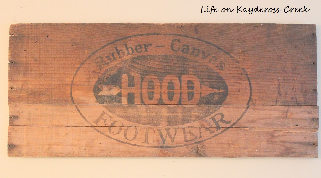 Farmhouse Mudroom Organization and Decor - Life on Kaydeross Creek