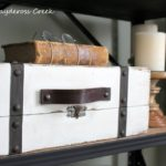 Thrift Store Upcycle – Faux Vintage Suitcase