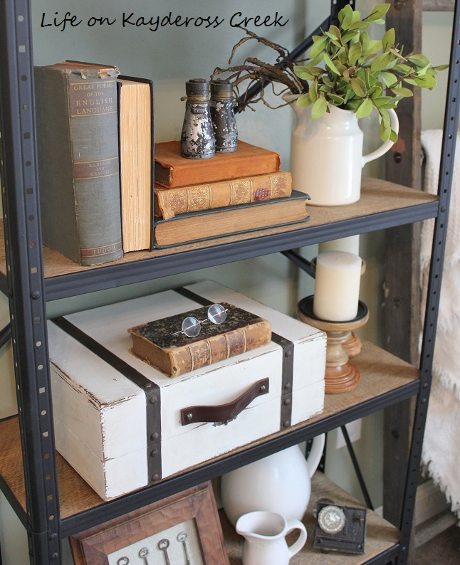 5 easy ways to upcycle and decorate with books - Life on Kaydeross Creek