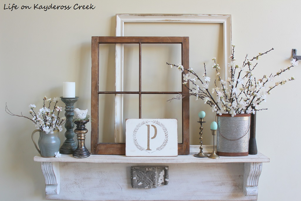 Spring Home Tour Sneak Peak - Life on Kaydeross Creek