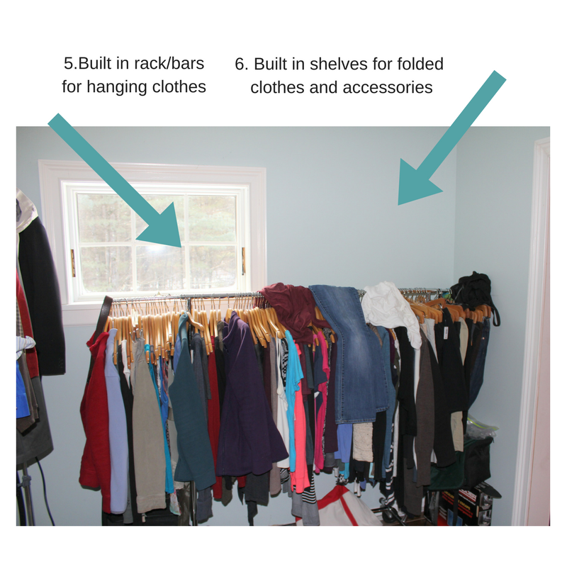 Master Bedroom Closet Makeover - Organizational to do list - Life on Kaydeross Creek