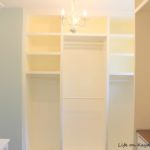 Master Bedroom Closet Makeover on A Budget