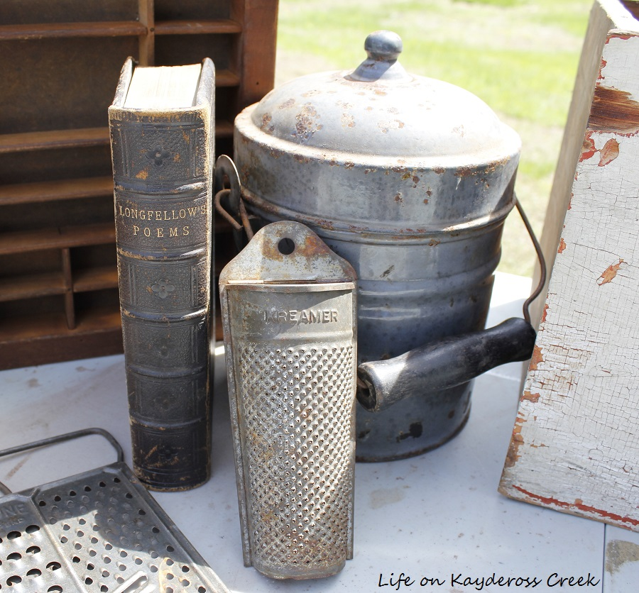 Brimfield Antiques Show & Flea Market Trip 2017 - Life on Kaydeross Creek