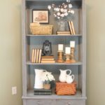 Painted Furniture - farmhouse - Antique Cabinet Makeover - Country Chic Paint - Antiquing Wax completed - Life on Kaydeross Creek