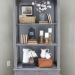 Painted Furniture – Antique Cabinet Makeover