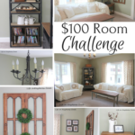 $100 Room Challenge -Family Room Reveal